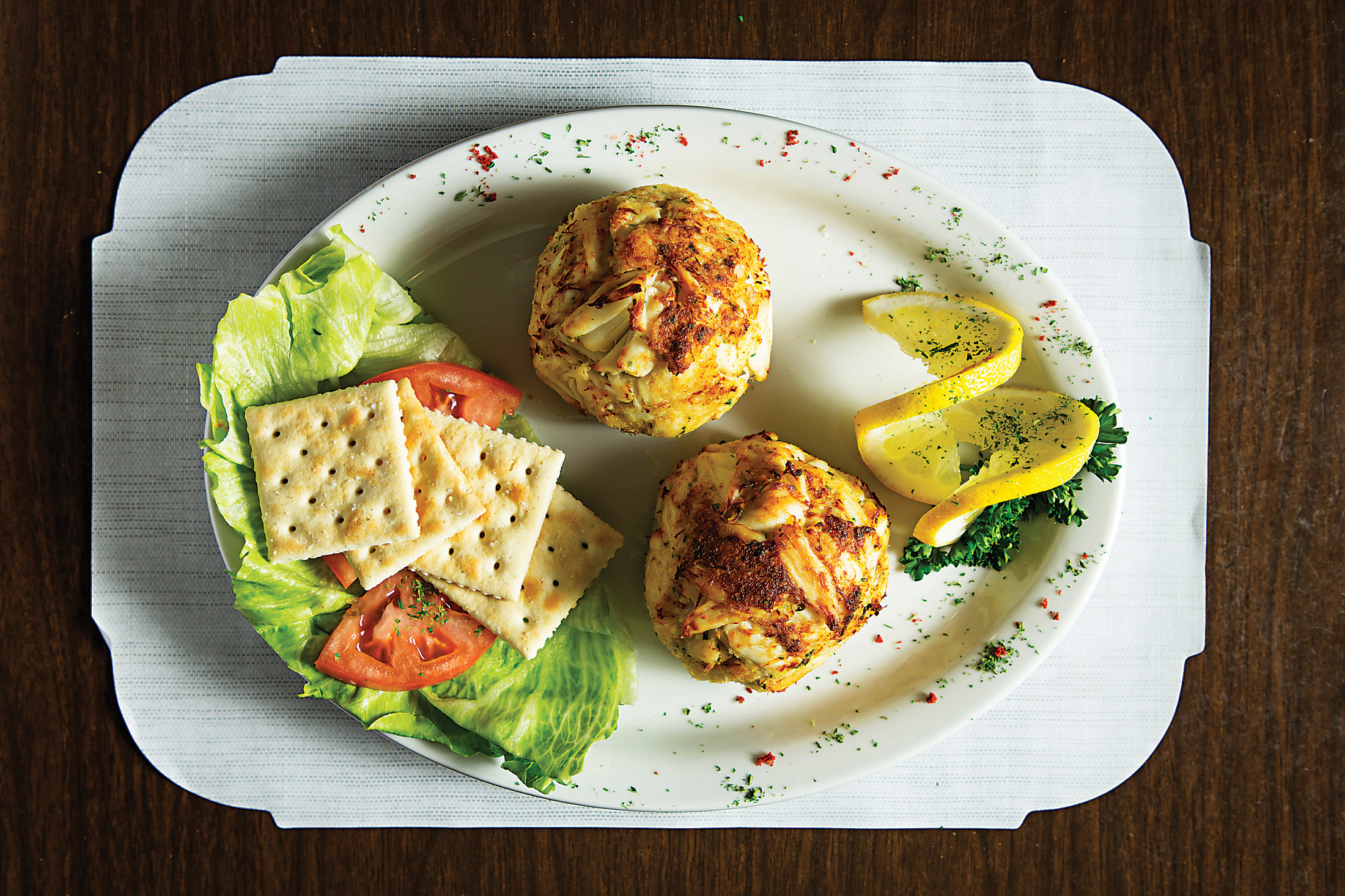 The 25 Best Crab Cakes in Baltimore