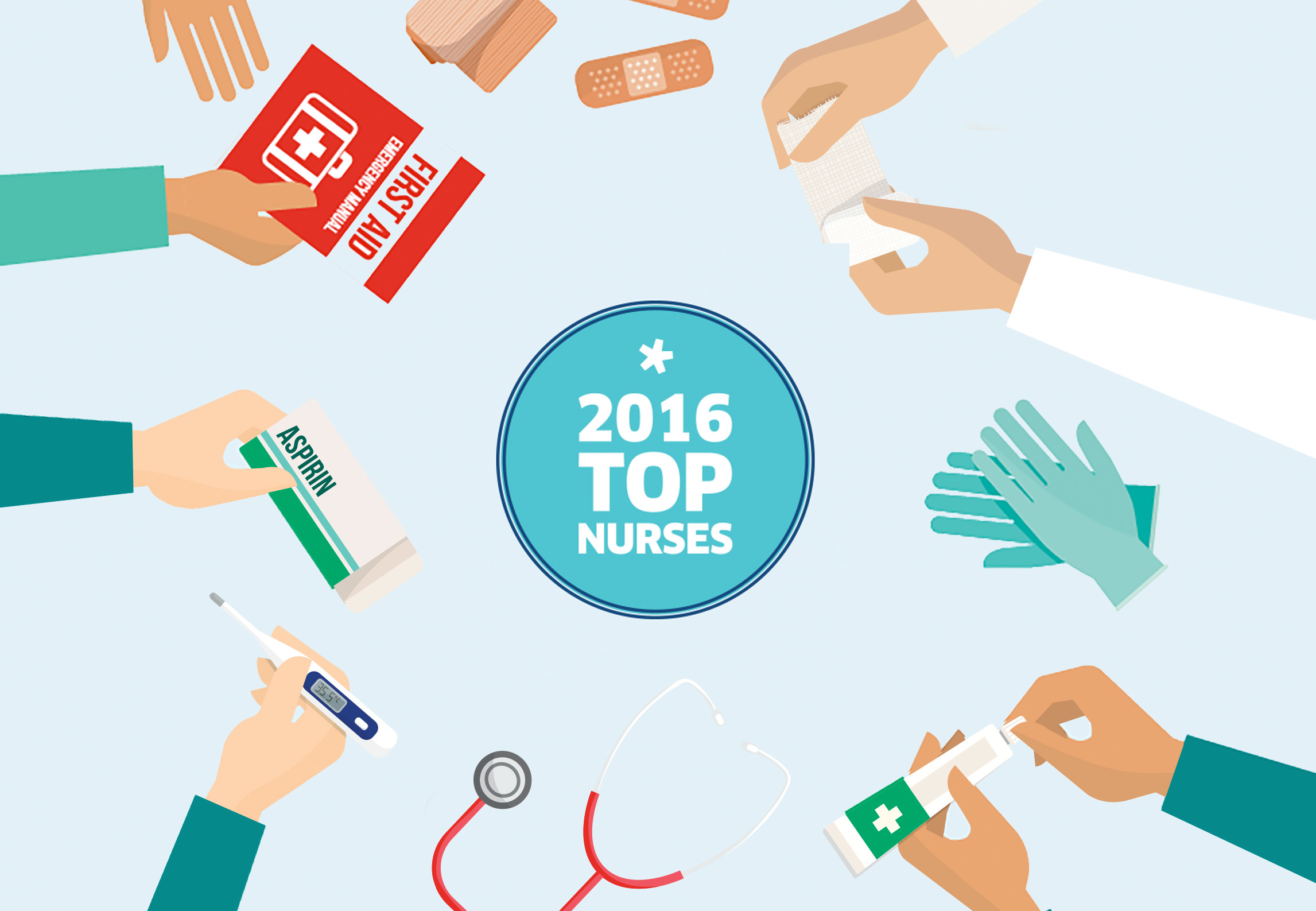 Top Nurses 2016: Unsung Heroes Of Health Care